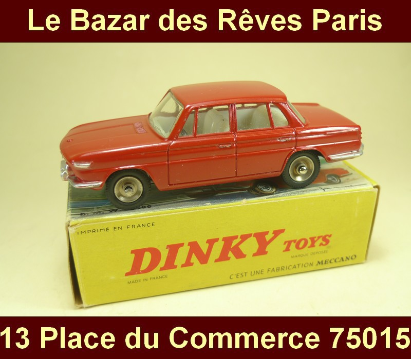 dinky toys france bmw 1500 boite ref 534 ebay. Black Bedroom Furniture Sets. Home Design Ideas